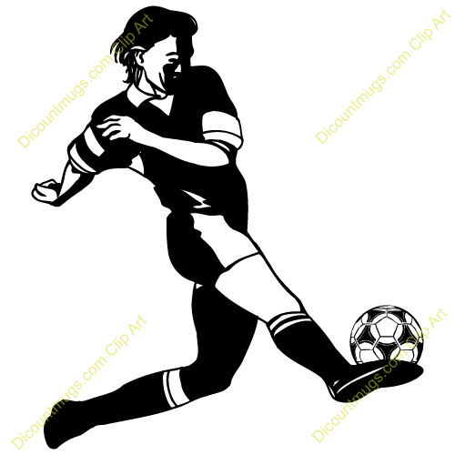 500x500 Kick Soccer Ball Clip Art (46+)