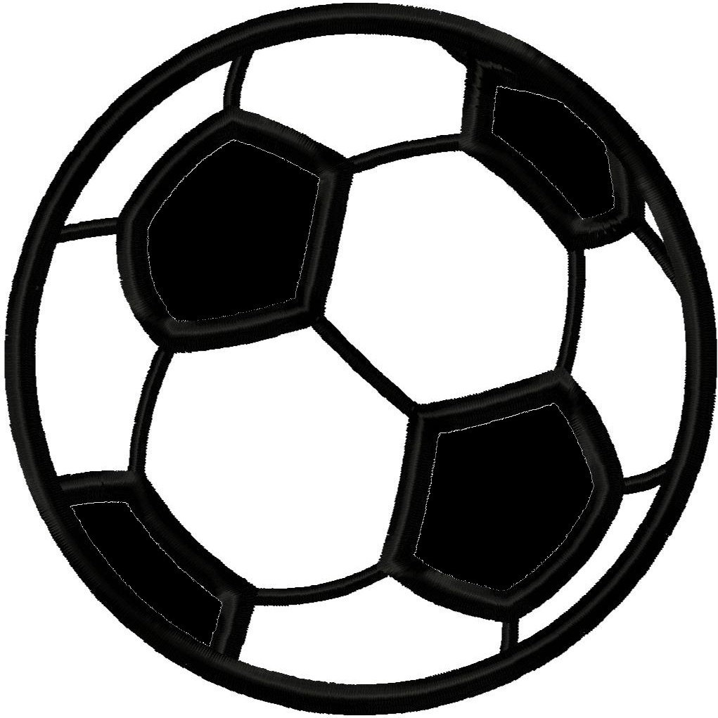 1021x1021 Soccer ball clip art free large images image 3