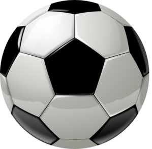 299x294 Soccer Ball Border Clip Art Free Clipart Images Clipartcow