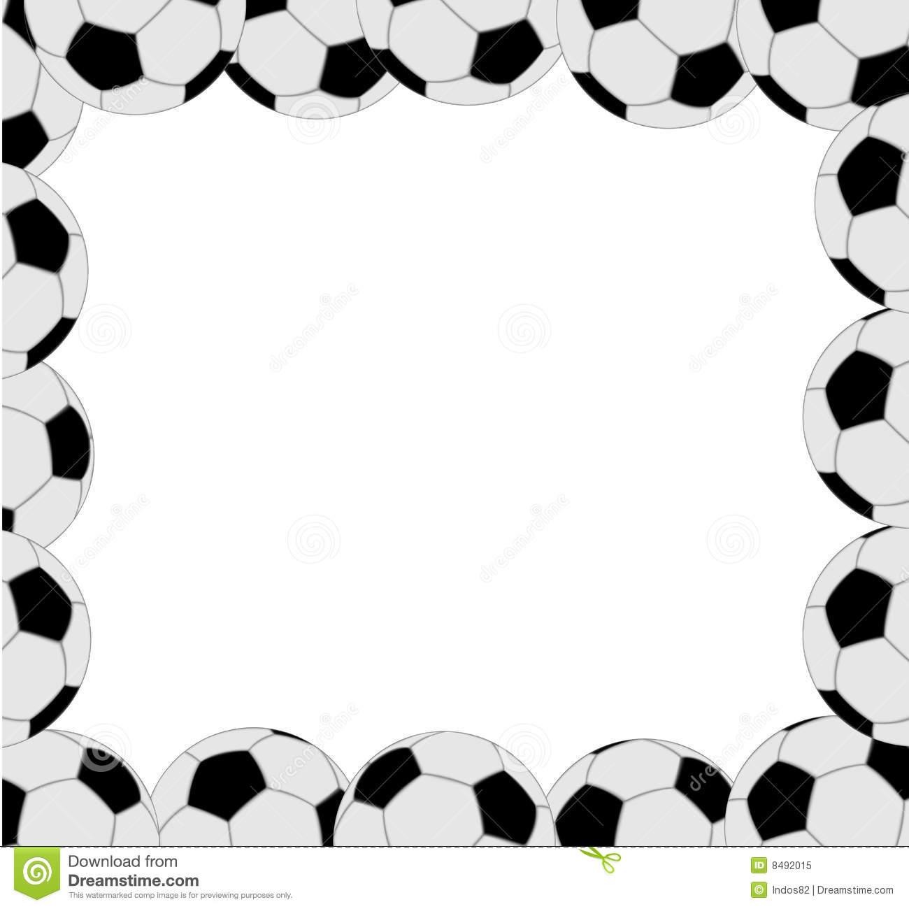 1300x1300 Soccer Ball Frame Clipart