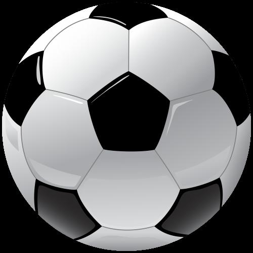 500x500 Soccer ball clip art soccer ball clipart fans 2