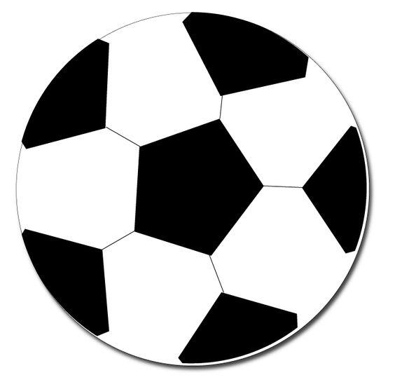 564x545 Soccer ball clipart goal
