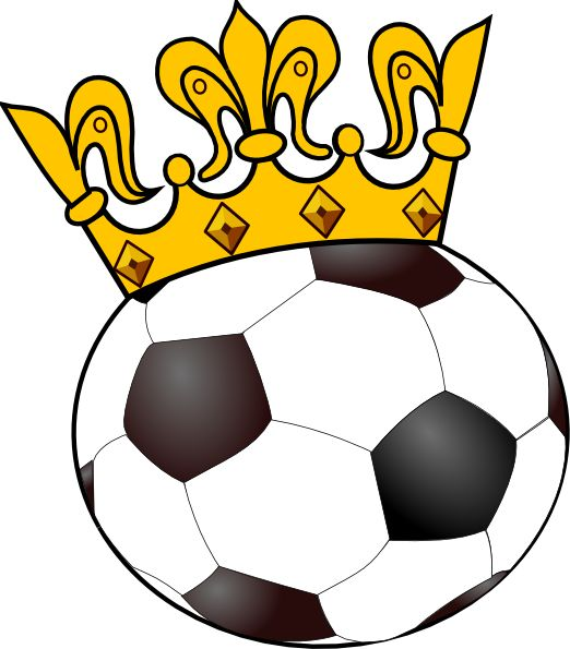 522x595 Miniature Soccer Ball Clipart