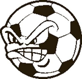 350x337 Soccer Clipart