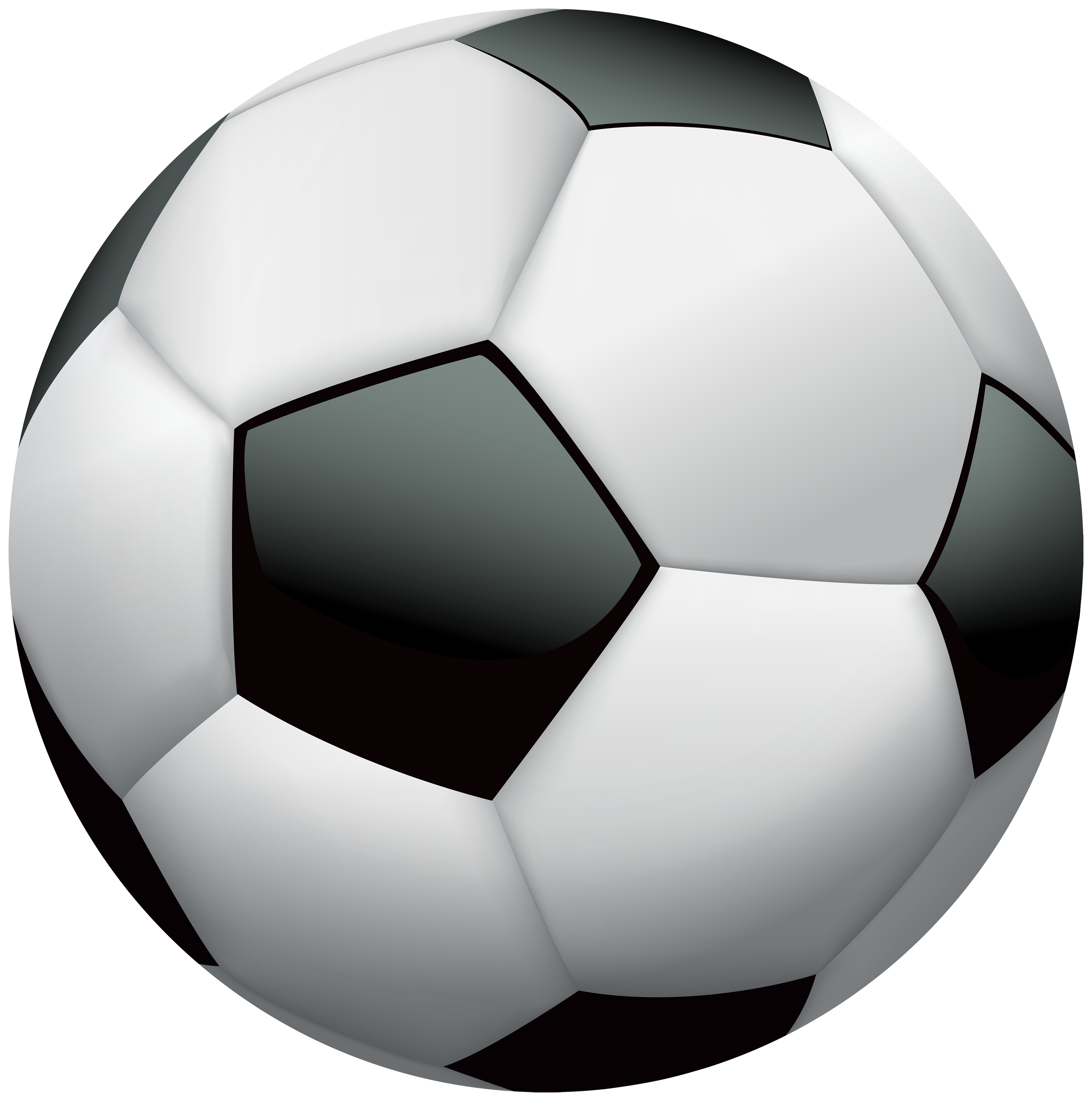 3967x4000 Soccer Ball Clip Art Free Large Images 2
