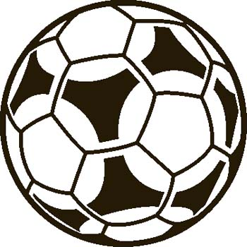 350x350 Soccer Ball Clipart Free Images 3