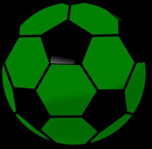 299x294 Soccerball Clip Art