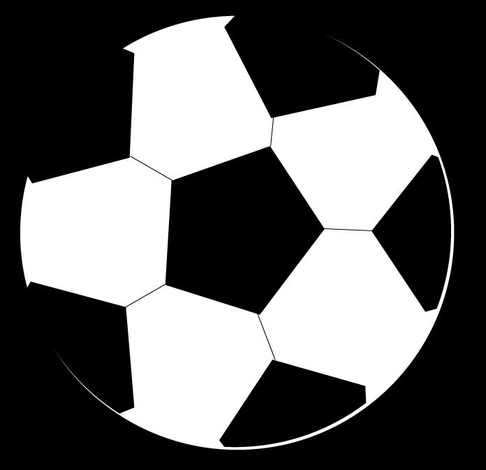 696x673 Clipart Soccer Ball