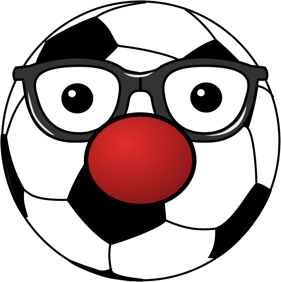 1195x1200 Printable Picture Of A Soccer Ball Clipart