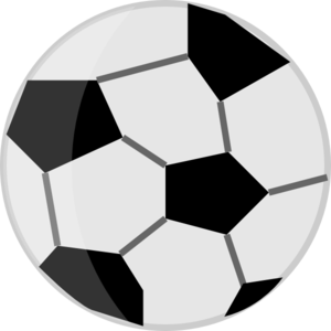 300x300 Soccer Ball Clip Art No Background Free Clipart 2
