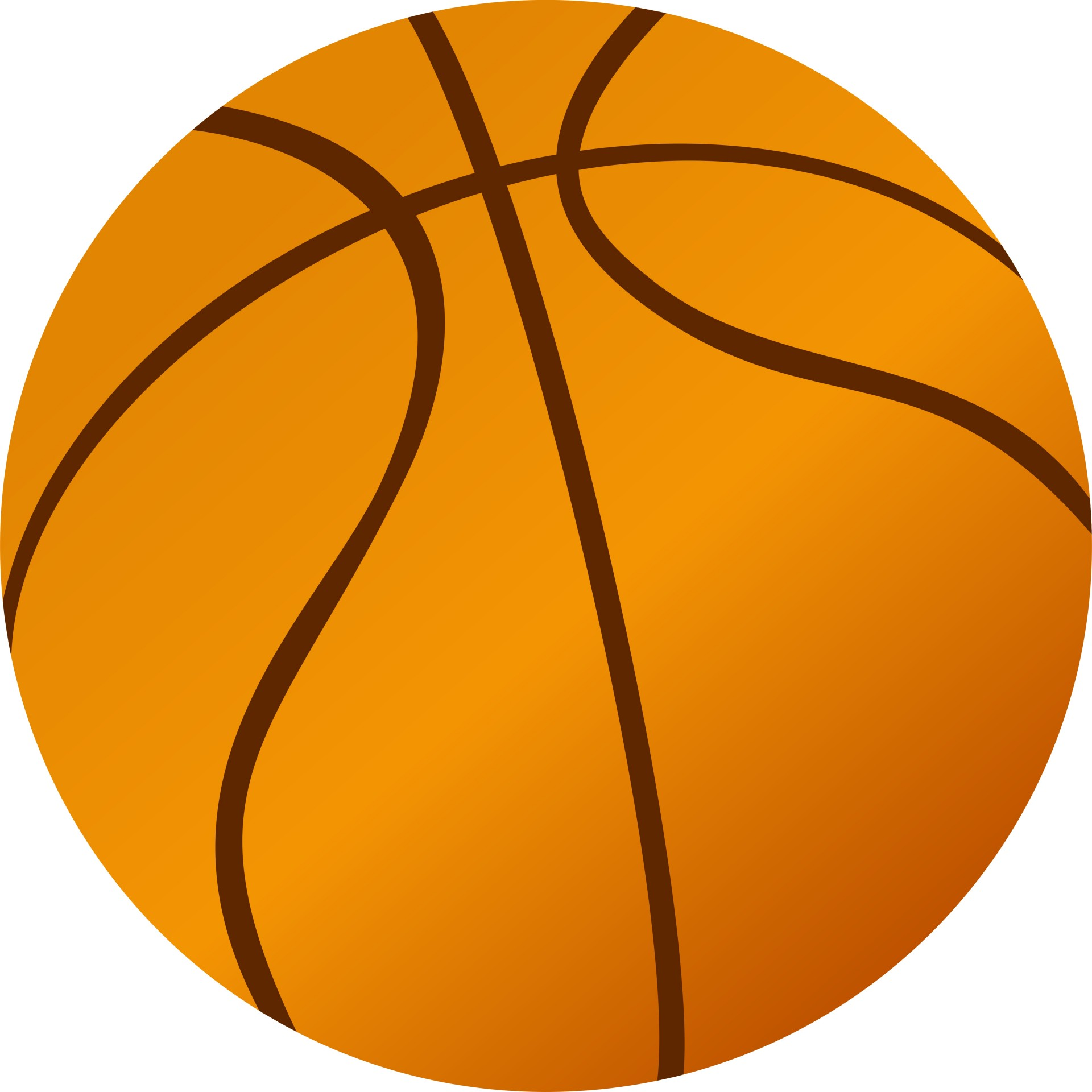 1920x1920 Basketball Ball Free Stock Photo