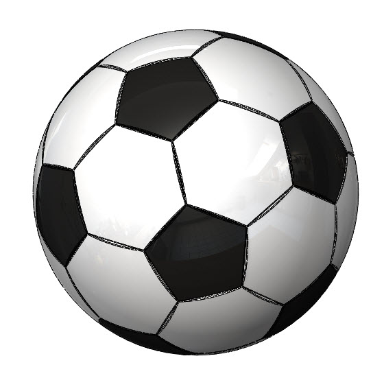 560x551 Solidworks Part Reviewer Soccer Ball