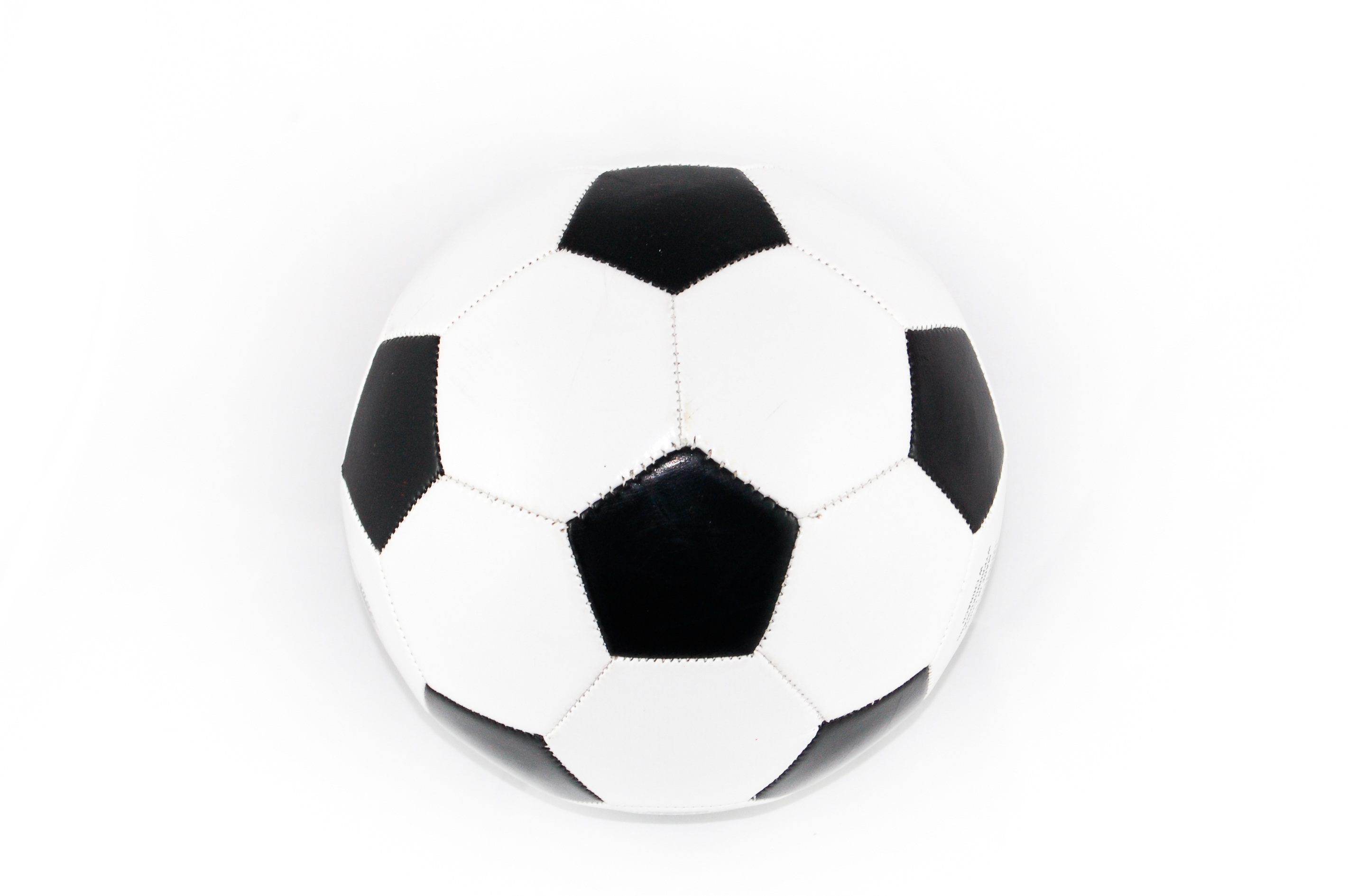 2842x1890 Black And White Soccer Ball Free Stock Photo