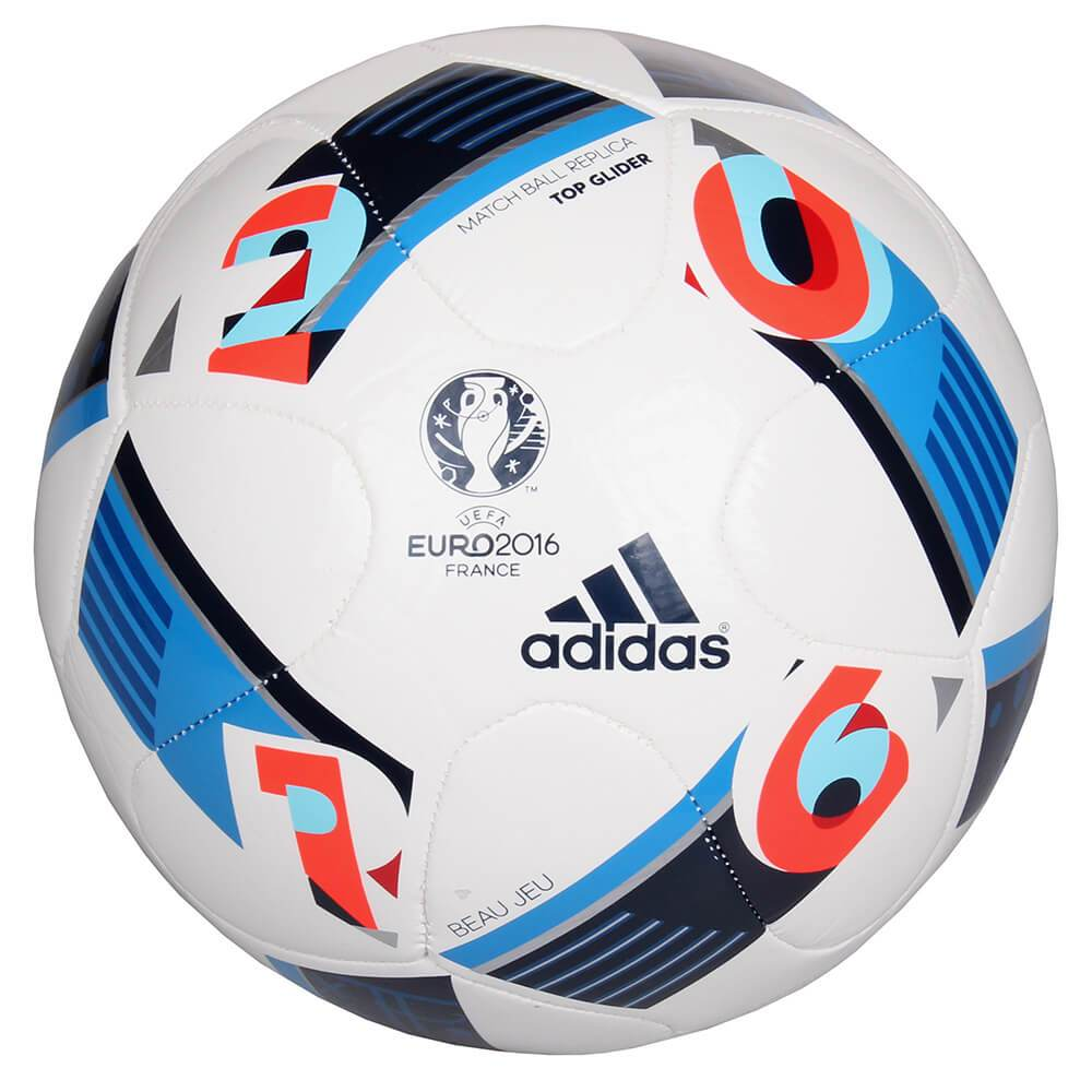1000x1000 Adidas Euro 2016 Top Glider Size 5 Soccer Ball National Sports
