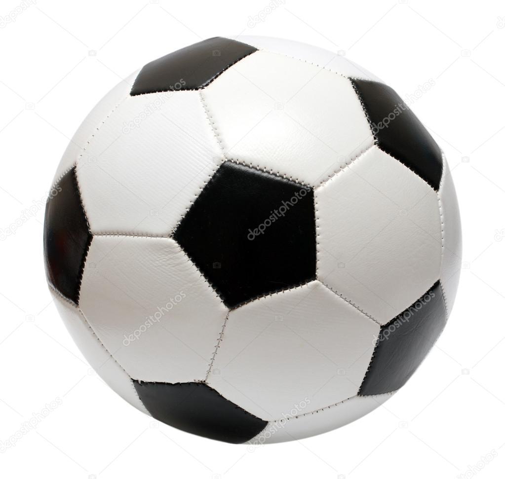 1023x971 Football soccer ball — Stock Photo © Kokhanchikov
