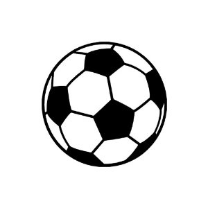 300x300 Small Soccer Ball Clip Art (45+)