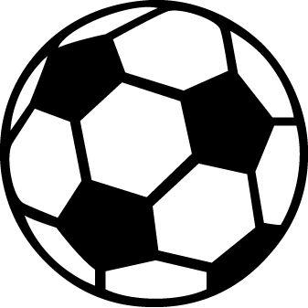 337x337 Soccer Ball Heart Clipart (22+)