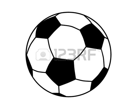450x360 Soccer Ball Royalty Free Cliparts, Vectors, And Stock Illustration