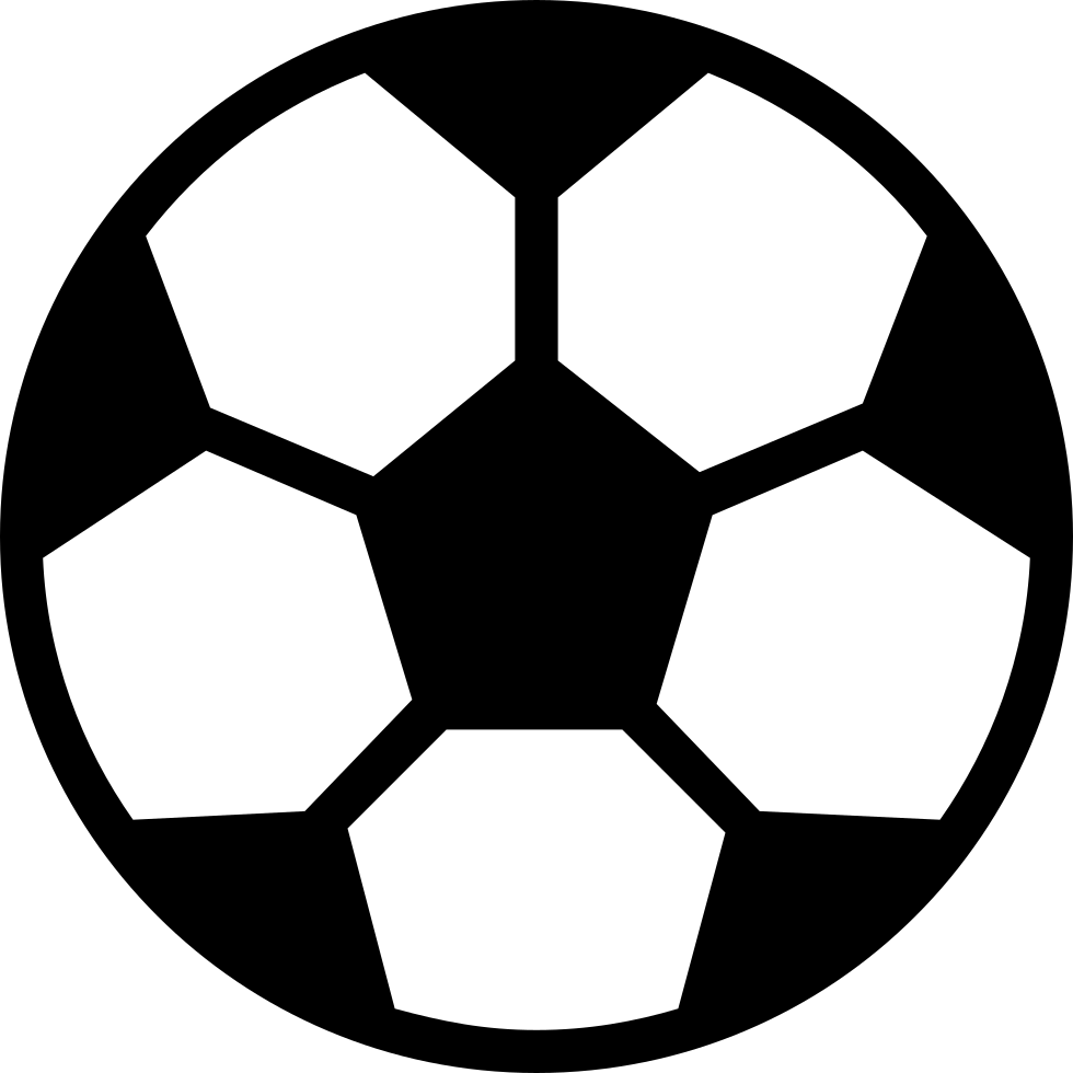 980x980 Soccer Ball Svg Png Icon Free Download ( 23193)