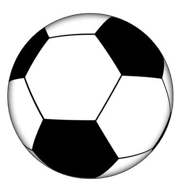 385x396 Soccer Ball