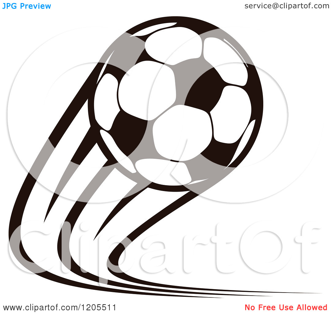 1080x1024 Bouncing soccer ball clipart