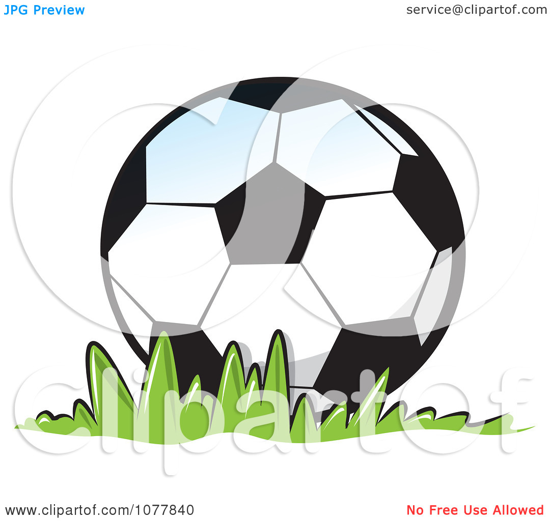1080x1024 Soccer ball cartoon clipart