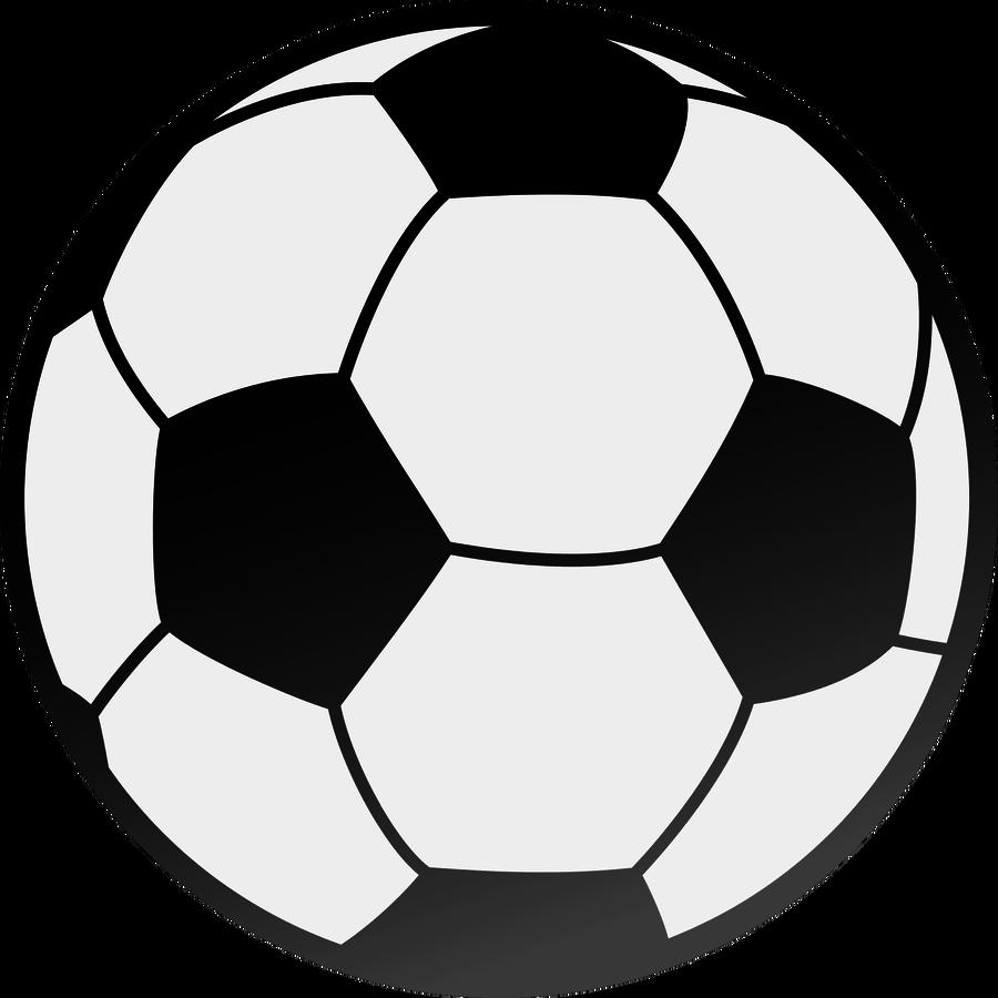900x900 Soccer Ball Clip Art