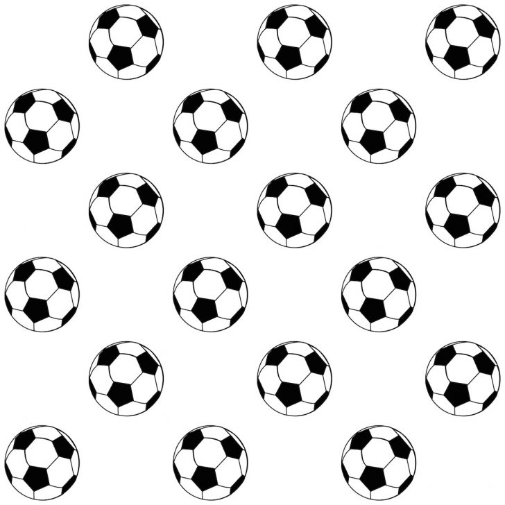 728x728 Flower ~ Print Coloring Image Soccer Ball Pictures To Print Soccer