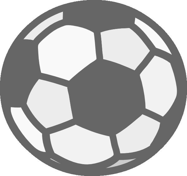 600x565 Soccer Ball Clip Art