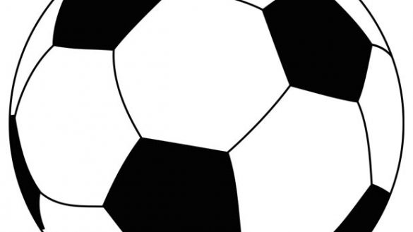 585x329 Soccer Ball Pictures To Print Coloring Home Of Balls We Are All