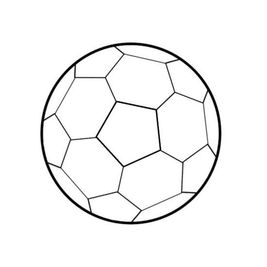 550x550 Best Soccer Ball Crafts Ideas Soccer You