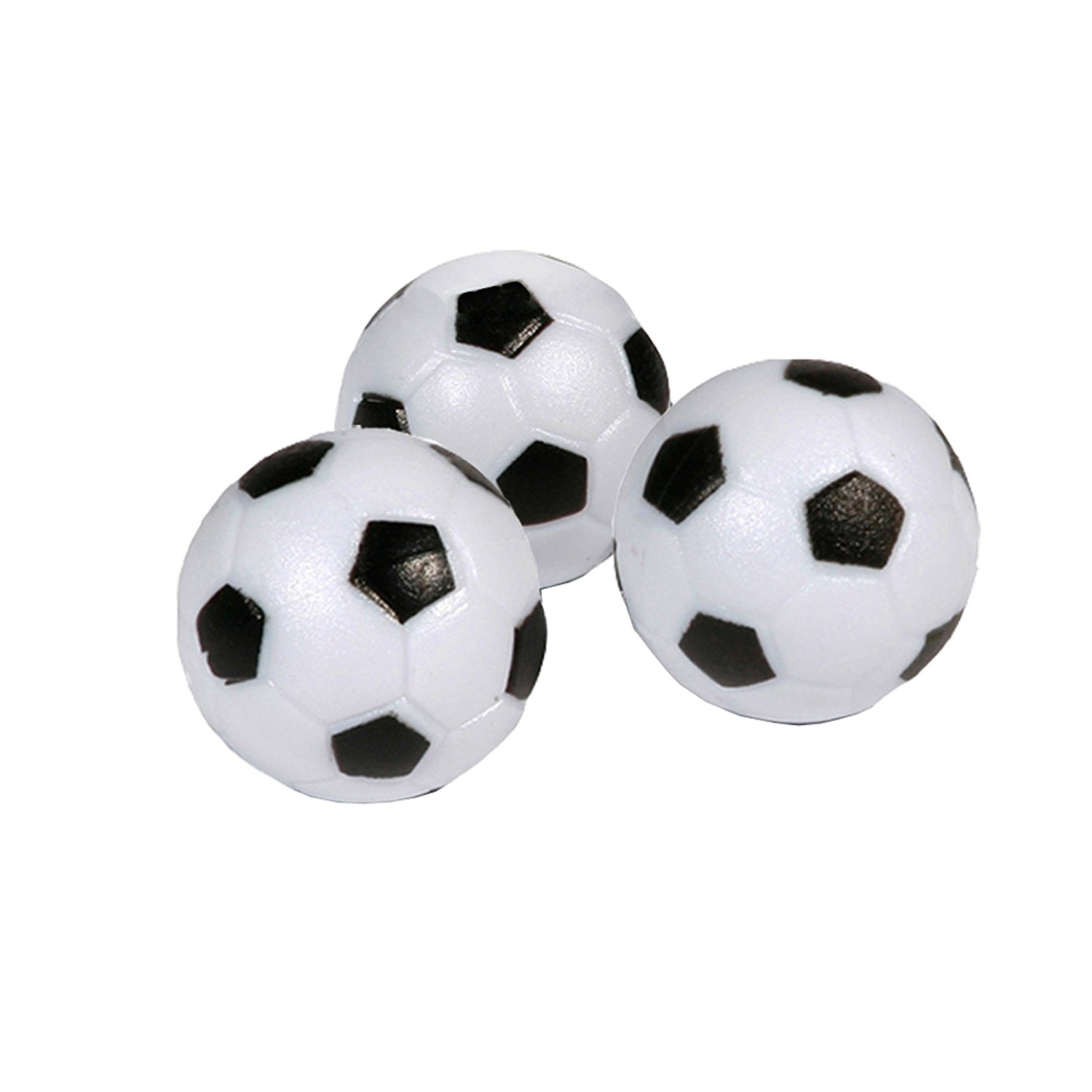 1500x1500 Hathaway Soccer Ball Style Foosballs (Pack Of 3