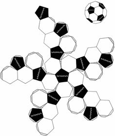 236x278 Soccer Ball Template For Thank You Card! Soccer