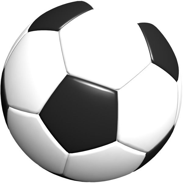 600x600 Soccerball