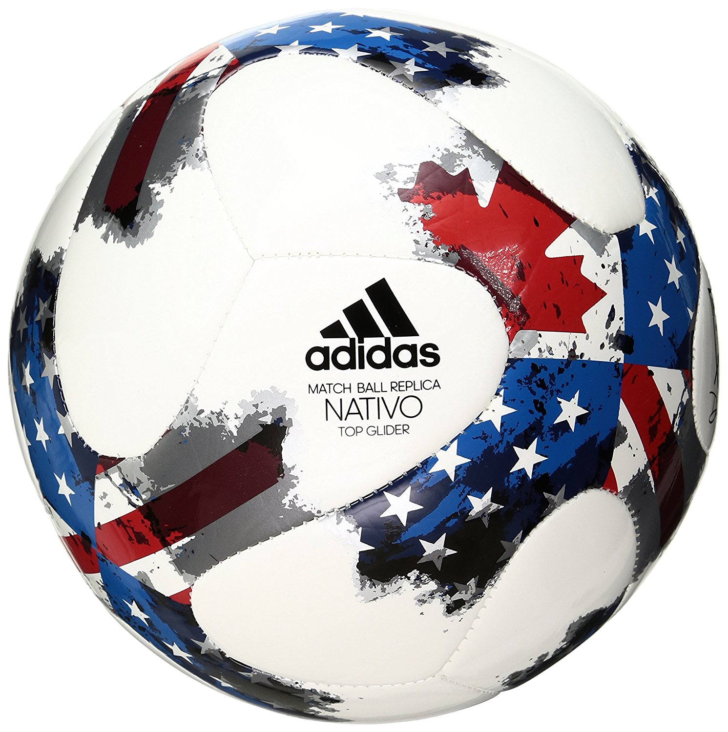 1491x1500 Adidas Mls Top Glider Soccer Ball Sports Amp Outdoors