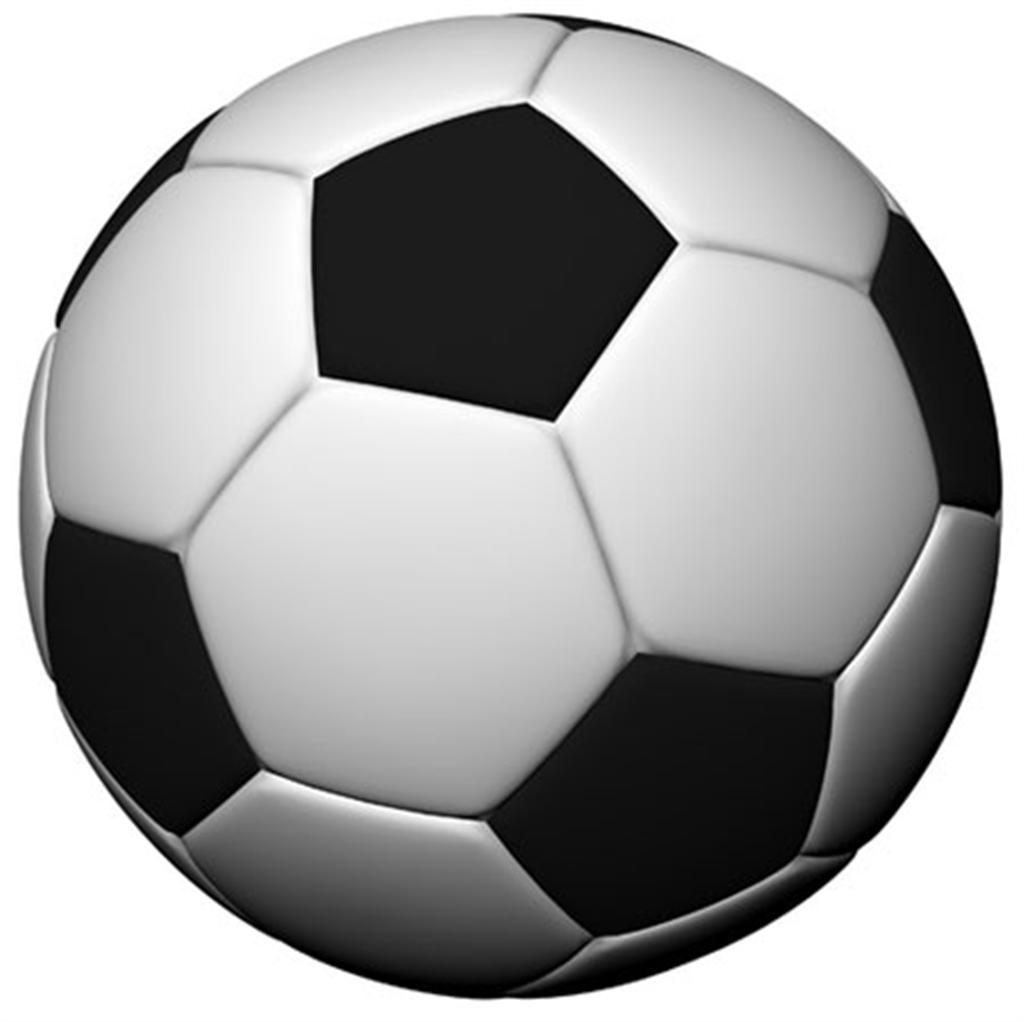 1024x1022 Soccer Ball Clipart Black Clipart Panda