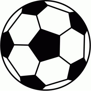 300x300 64 Best Soccer Images Draw, Colouring Book