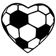 190x190 Silhouette Soccer Ball Clipart, Explore Pictures