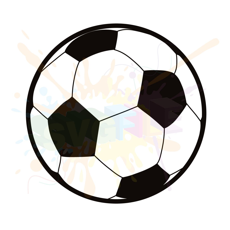 1500x1500 Soccer Ball Svg Files For Cutting Football Sports Cricut