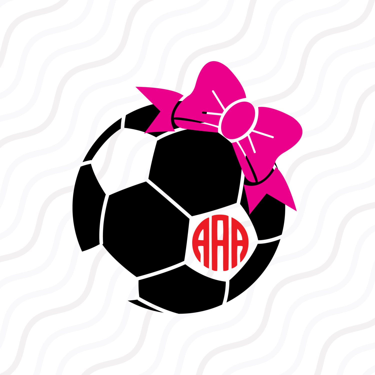 1500x1500 Soccer Ball Svg, Soccer Ball, Svg Files, Sports Svg, Silhouette