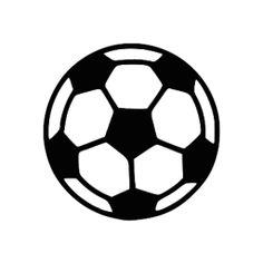 236x236 Soccer Heart Cuttable Frame Cuttable Design Cut File. Vector