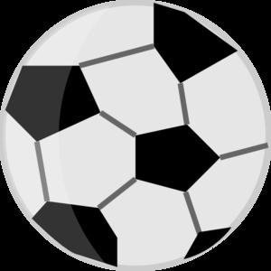 300x300 Soccer Ball Clip Art