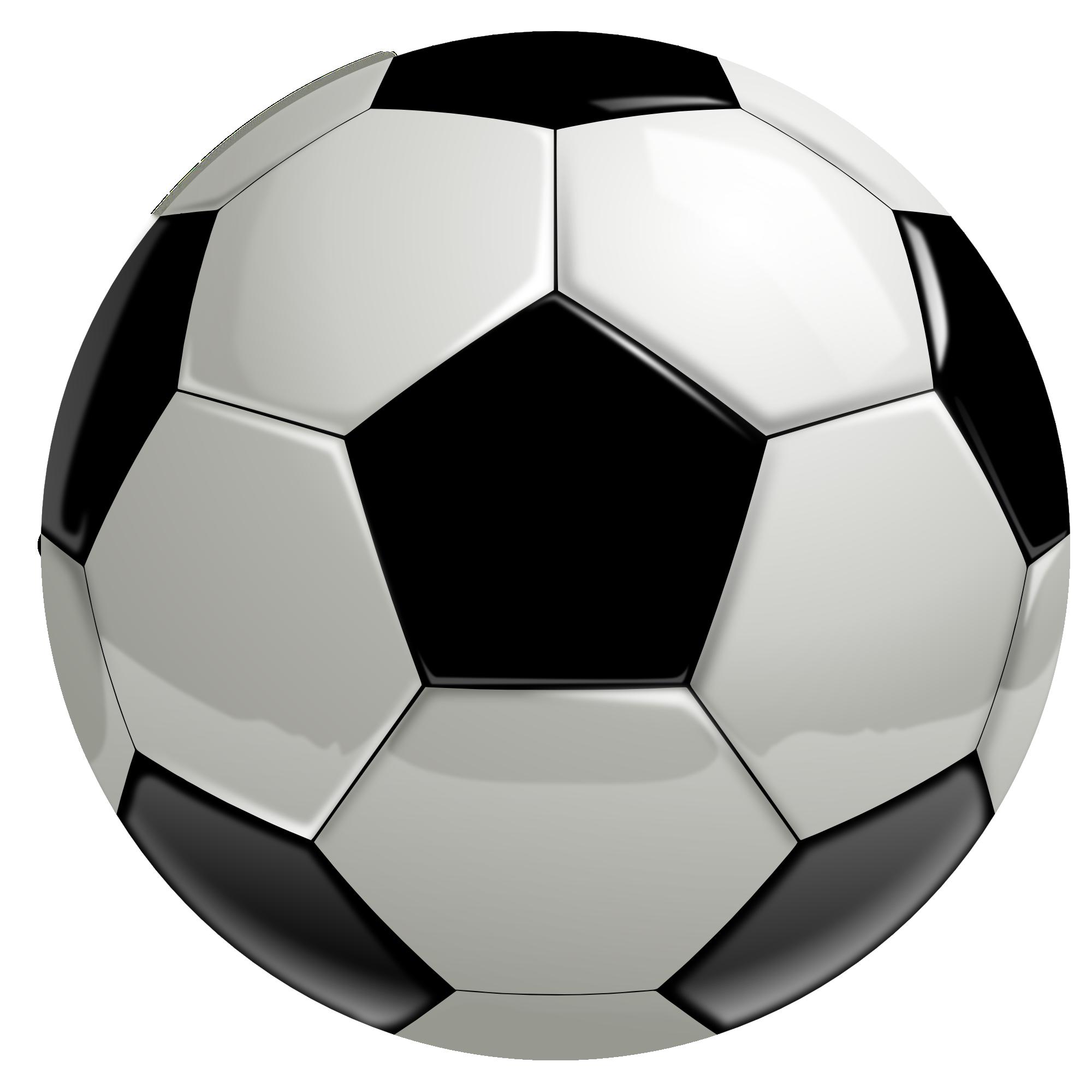 2000x2000 Soccer Ball Transparent Png