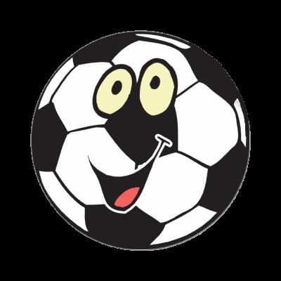 400x400 Soccer Clipart Face