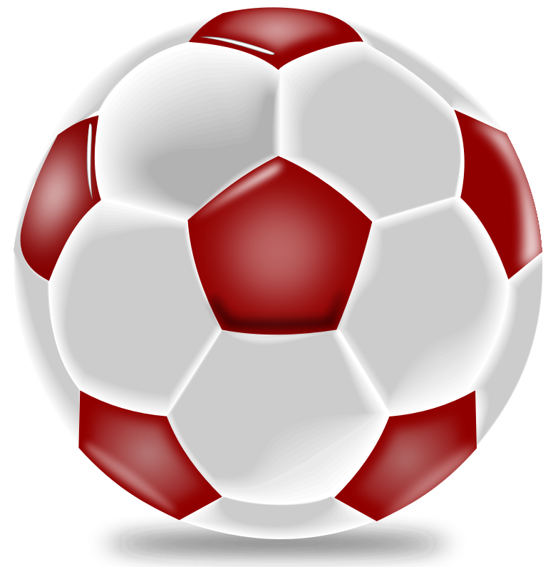 776x795 Ball Clipart Red And White