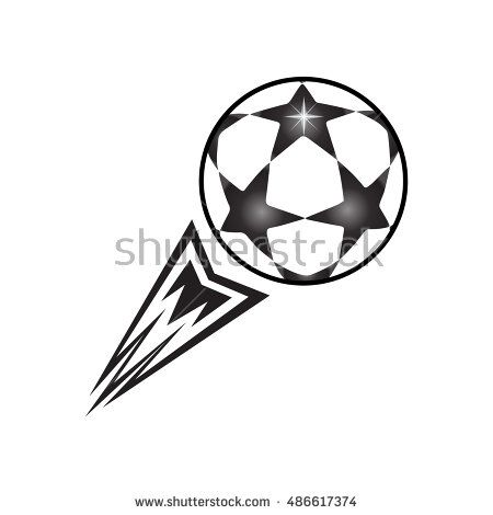 450x470 10 Best Soccer Images Black And White, Illustrators
