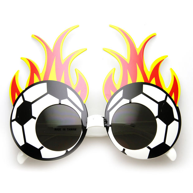 620x620 Soccer Ball Basketball Baseball Fire Flame Sports Team Party