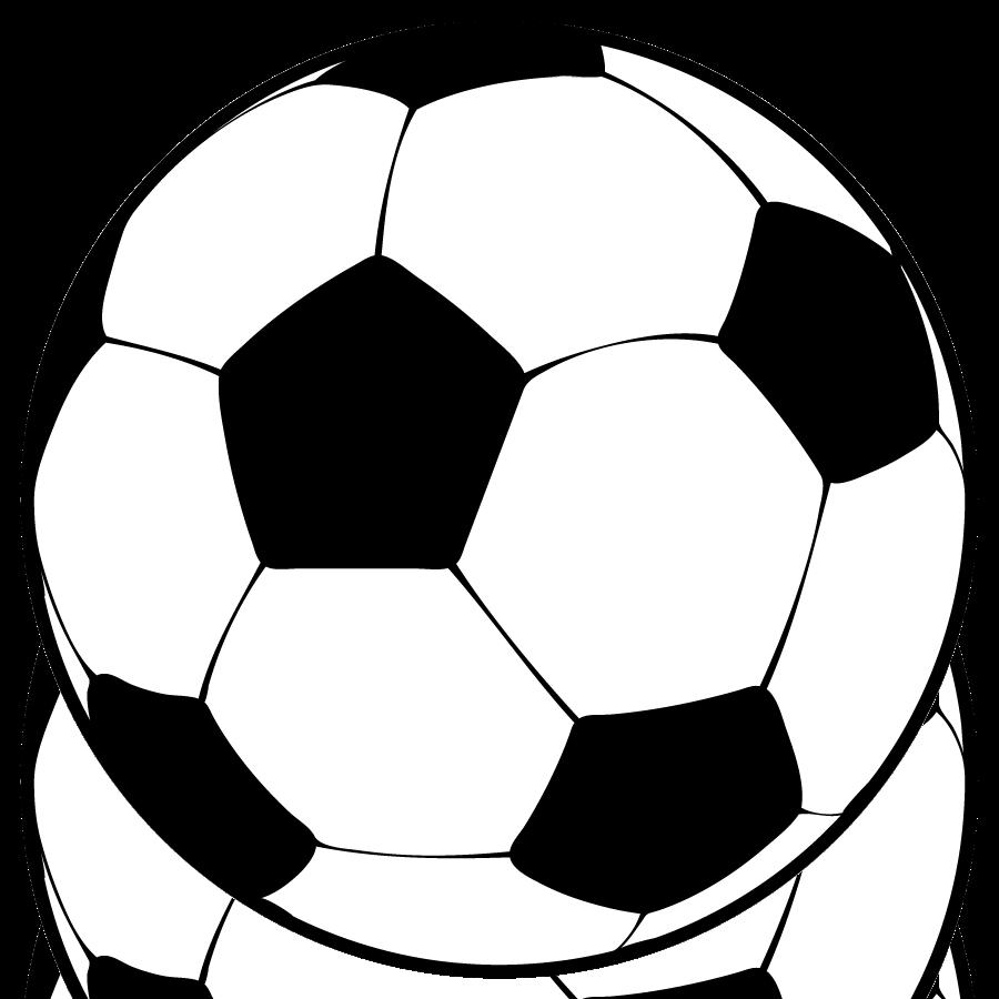 Football soccer ball. Balls logos free download