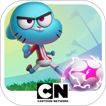 370x370 Superstar Soccer Goal!!! App Cartoon Network Cartoon Network