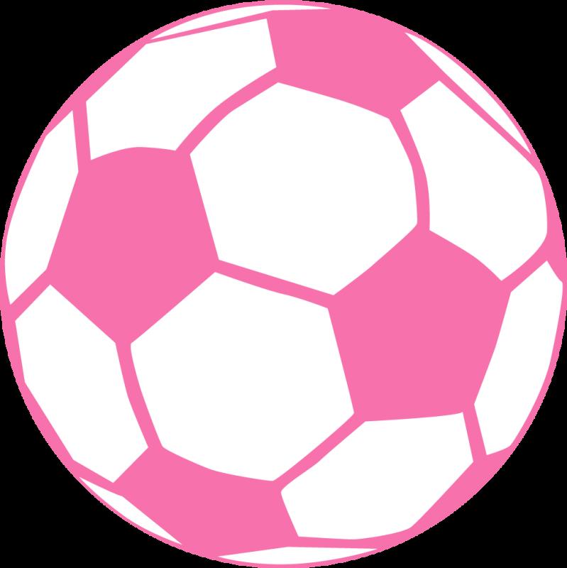 799x800 Pink Soccer Ball Clip Art Clipart Panda